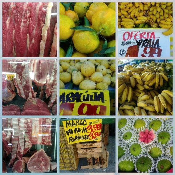 Vendo Mercado, Hortfrut ,padaria E Acougue