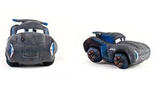 Cars 3 Jackson Storm Peluche 25cm 26926