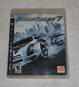 Ridge Racer 7 Ps3 * Frete Gratis
