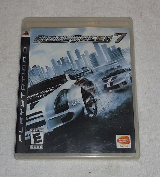 Ridge Racer 7 Ps3 ** Leia