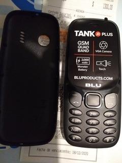 Celular Blu Tank Jr Plus (nuevo Y En Garantía)