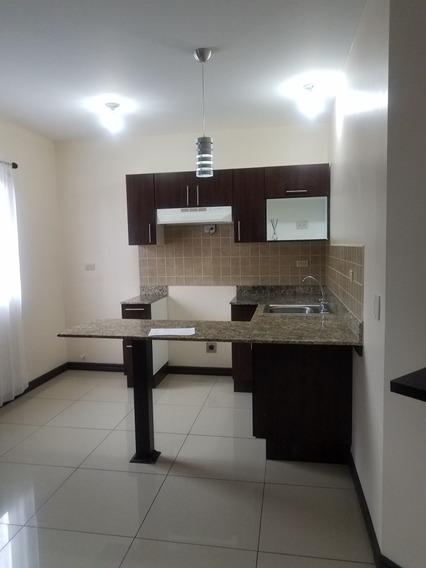 Se Alquila Apartamento En Condominio En San Rafael De Heredi