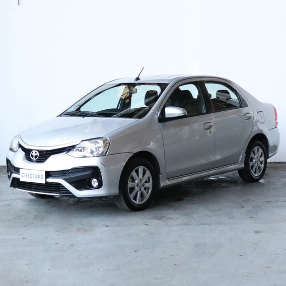 Toyota Etios 1.5 Xls Sedán At - 24262 - C