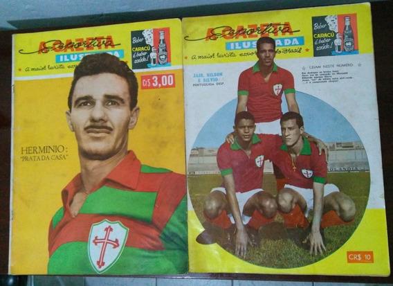 2 Revistas Antigas A Gazeta Esportiva Ilustrada 97 E 187