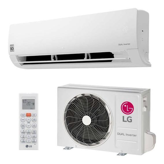 Ar Condicionado Split Inverter12000 Btus Lg Dual Inverter F