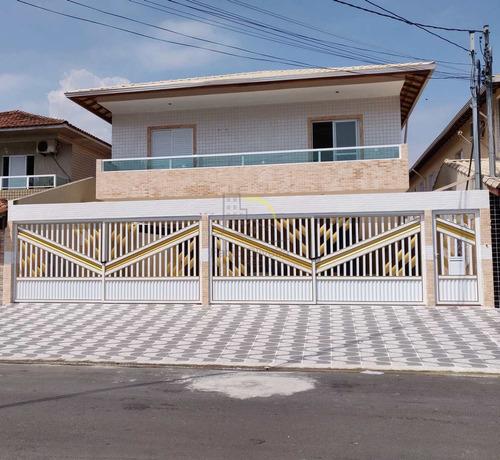 Imagem 1 de 30 de Sobrado De Condomínio Com 2 Dorms, Sítio Do Campo, Praia Grande - R$ 190 Mil, Cod: 2803 - V2803