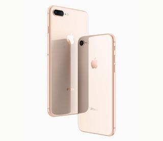 Telcel Apple iPhone 8 Plus 64 Gb Gold