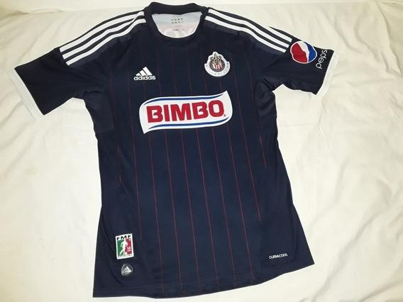 Camiseta Alternativa Ca Guadalajara Mexico 2012 Original S