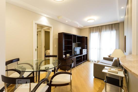 Apartamento Para Aluguel - Moema, 1 Quarto, 40 - 892811410