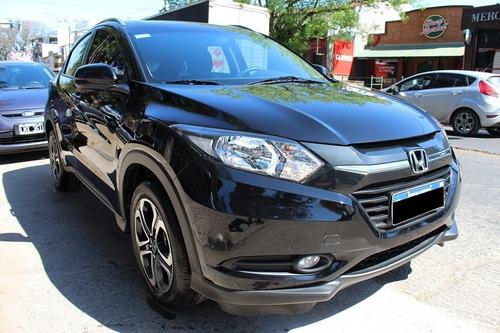 Honda Hrv Lx Aut. 2017 15000km U/mano Acc Exl Gps 3 Cam Tras