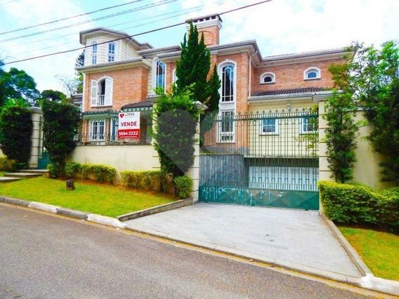 Luxuosa E Imponente Residencia No Bplsao De Interlagos - 375-im70175
