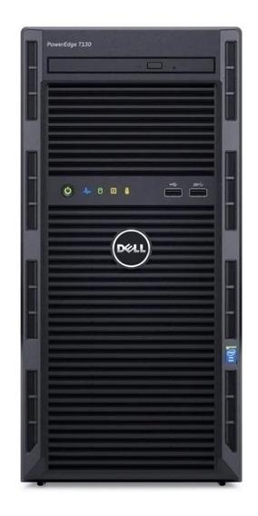 Servidor Dell Poweredge T130 8gb Hd De 1tb