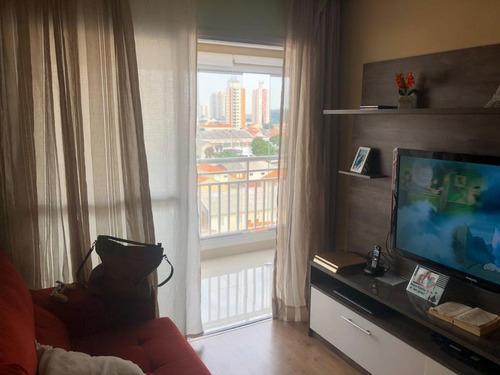 Imagem 1 de 24 de Apartamento Com 2 Dormitórios À Venda, 67 M² Por R$ 620.000,00 - Parque São Jorge - São Paulo/sp - Ap2802