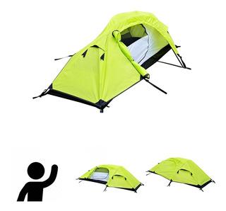 Barraca Impermeável Para Camping Windy 1 Pessoa - Nautika