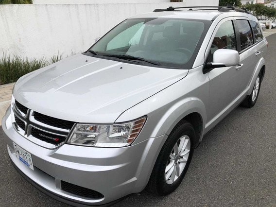 Dodge Journey 2.4 Sxt 7 Pasajeros Plus Mt 2013