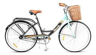 Bicicleta Rodado 26 Mujer Stark Full Dama Playera Urbana