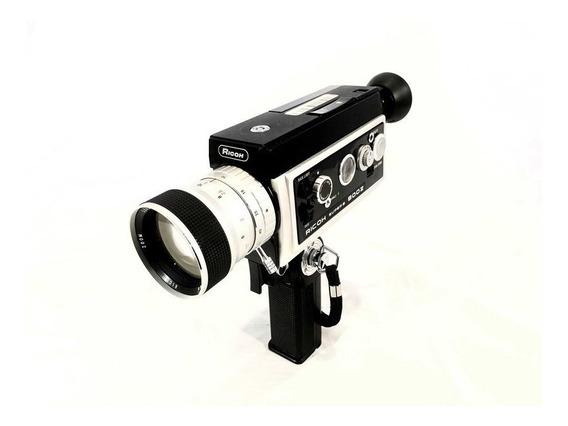 Câmera Ricoh 800z - Super 8 - Para Colecionador - Raridade