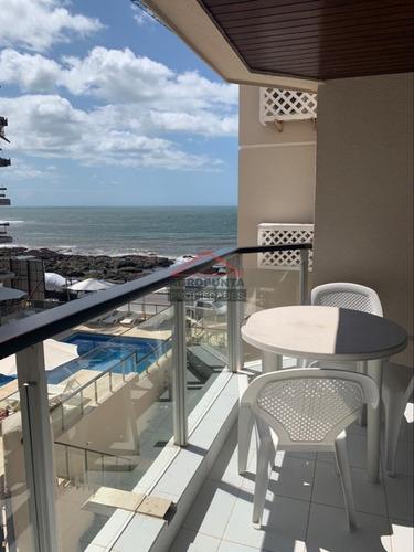 Apartamento Primera Línea En Venta * Vista Al Mar- Ref: 5319