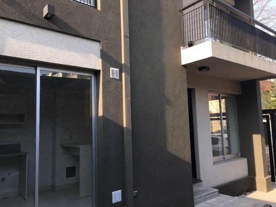 San Fernando: Duplex 3amb. A Estrenar Con Cochera Y Patio.