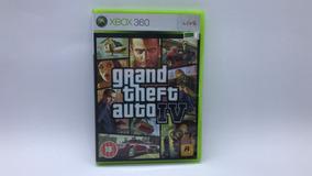 Gta 4 - Xbox 360 - Midia Fisica Cd Original