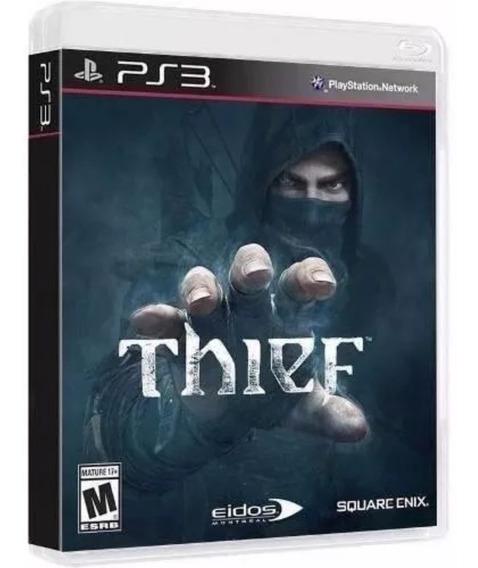 Jogo Ps3 Thief - 100% Original - Novo - Lacrado