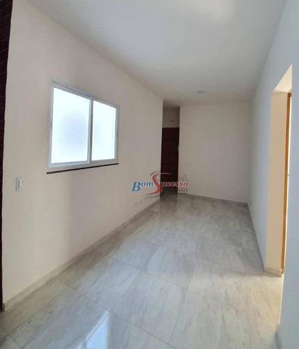 Apartamento Com 2 Dormitórios À Venda, 40 M² Por R$ 270.000,00 - Jardim Textil - São Paulo/sp - Ap2892