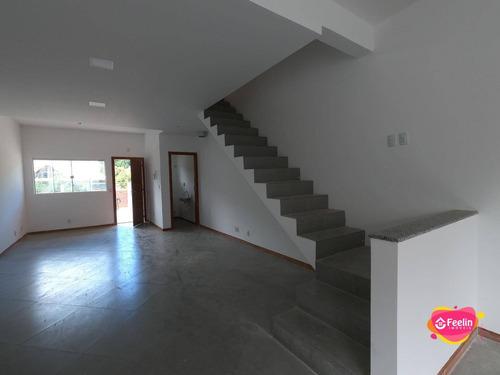 Imagem 1 de 30 de Casa Com 2 Dormitórios Para Alugar, 90 M² Por R$ 4.000,00/mês - Campeche - Florianópolis/sc - Sc - Ca0057_feelin