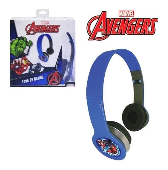 Fone De Ouvido Dobrável Personagens Headphone