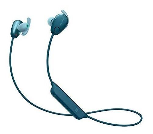 Sony Wi-sp600n / L - Auriculares Inalambricos Con Cancelacio