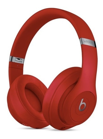 Fone De Ouvido Beats Studio3 Wireless Apple Red