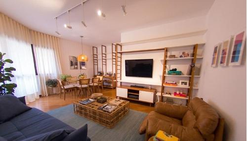 Imagem 1 de 15 de Apartamento Em Pinheiros Para Venda Com 3 Quartos E 1 Vaga - Ap3810