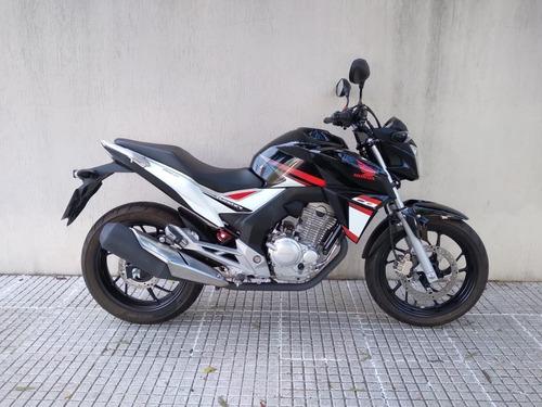 Honda Cb Twister 250 3800km Como Nuevo En Brm !!!