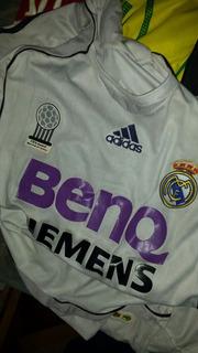 Camisa Brasil E Real Madrid
