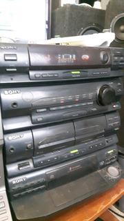 Unidad Principal Equipo De Musica Sony Lbt N445