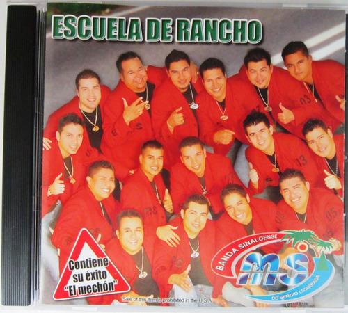 Banda Ms - Escuela De Rancho Cd