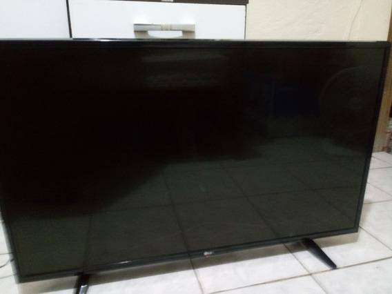 Smart Tv Lg 43 Polegadas - Tela Quebrada!
