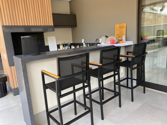 Banqueta Alta Para Cozinha Área Interna Ou Externa Oferta