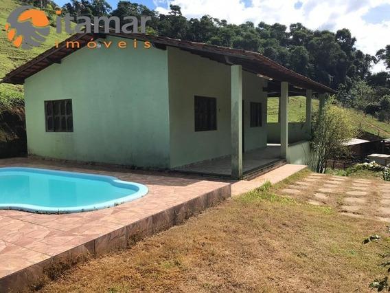 Sitio Á Venda Em Guarapari ,estrada Rio Calçado, Com Piscina, Sauna, Churrasqueira, Fogão Á Lenha, Árvores Frutíferas - Ch00019 - 32557592