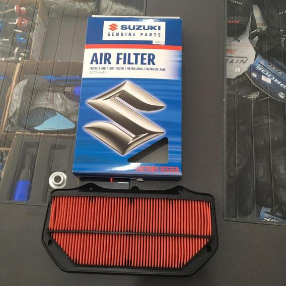 Filtro De Ar Original Suzuki Gsxr750 Srad750 2014/16cod 3246