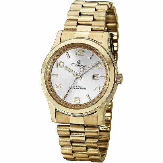 Relógio Champion Feminino Dourado Ch24428h
