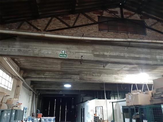 Alquiler Galpón Zona Industrial De San Andres