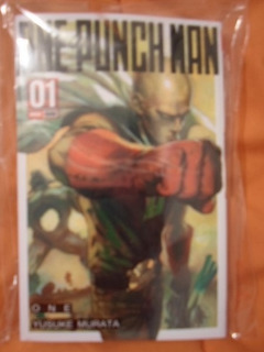 Panini Manga One Punch Man Latino Tomos - 1 Al 10 260000