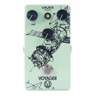 Voyager Preamp/overdrive Walrus Audio