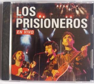 Cd Los Prisioneros En Vivo(cd Nuevo Sellado).