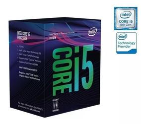 Processador Core I5 8600k 1151 3.6ghz 8ger Com Cooler Usado