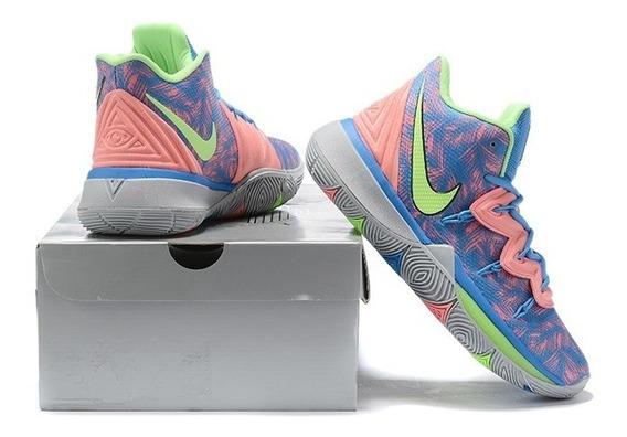 Tênis Shoes Nike Kyrie 4 Basquete Original Unissex