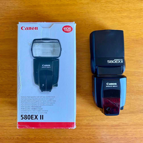 Flash Canon 580exii