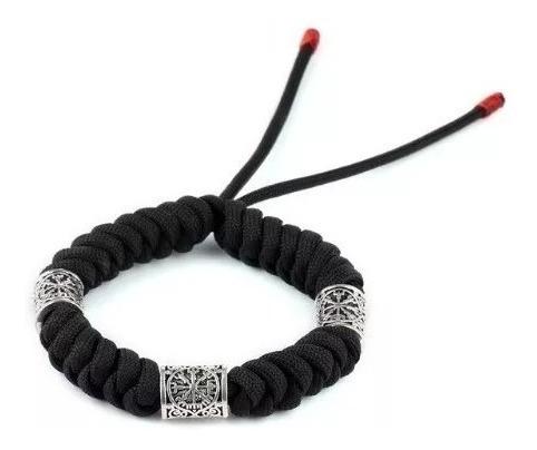 Serie Viking Ragnar Floki Bracelete Estilo Prateado