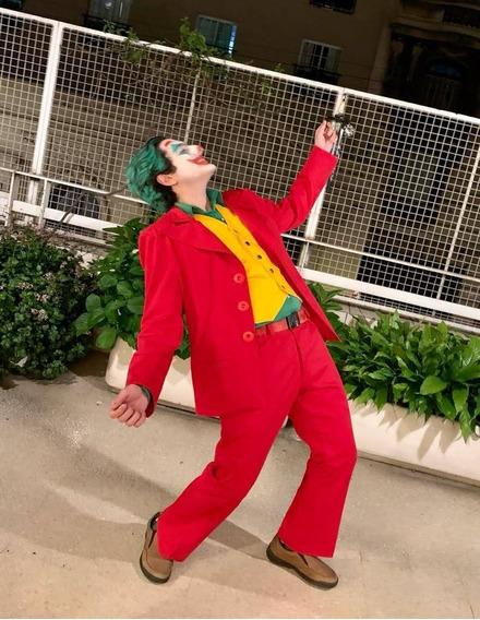 Joker Cosplay 2019 Pelicula