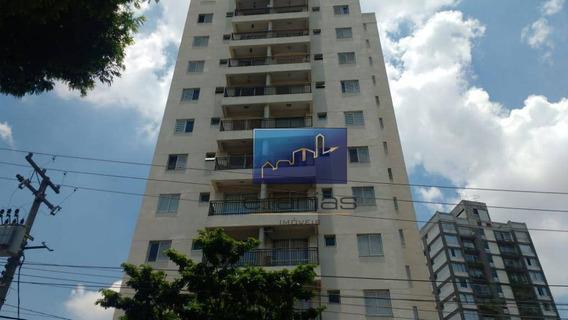 Apartamento Com 2 Dormitórios À Venda, 53 M² Por R$ 295.000 - Penha - São Paulo/sp - Ap0533